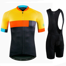 Mavic bicycle clothing 2019 Summer Pro Team suit MTB bib shorts Ropa Ciclismo Hombre Colombia