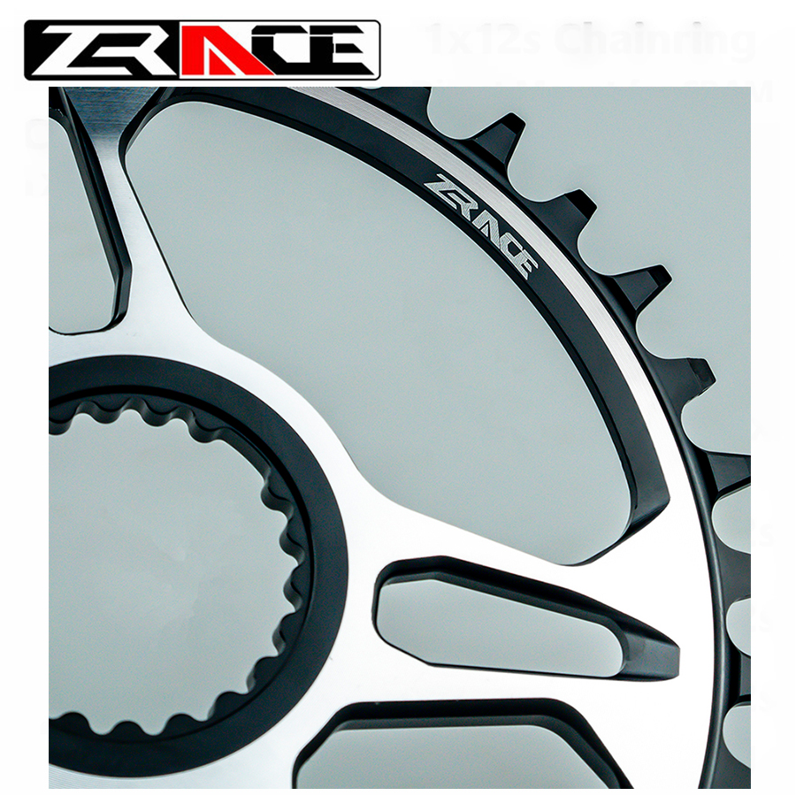 ZRACE 12s MTB Chainring for SHIMANO SM-CRM85 FC-M9100 FC-M8100 FC-M7100 SM-CRM95