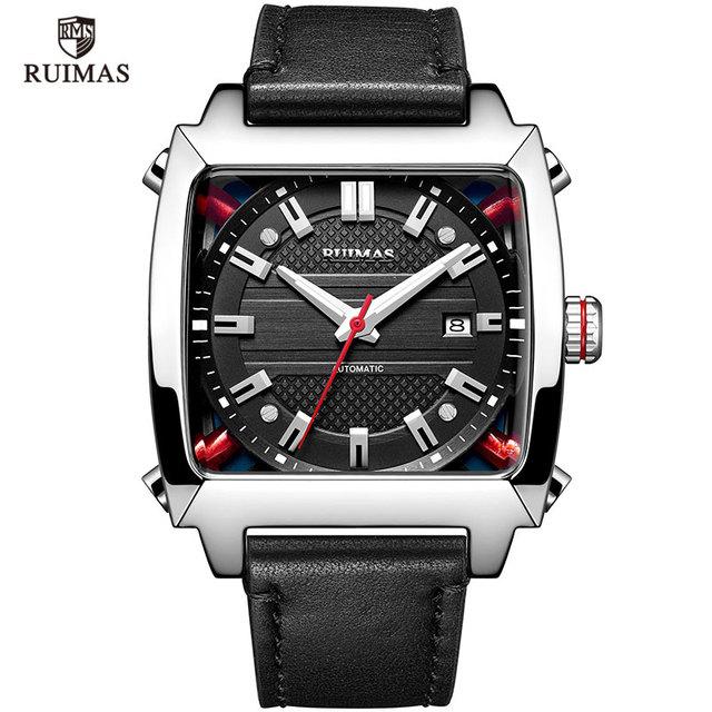 Riumas Automatic Retro Business Watches