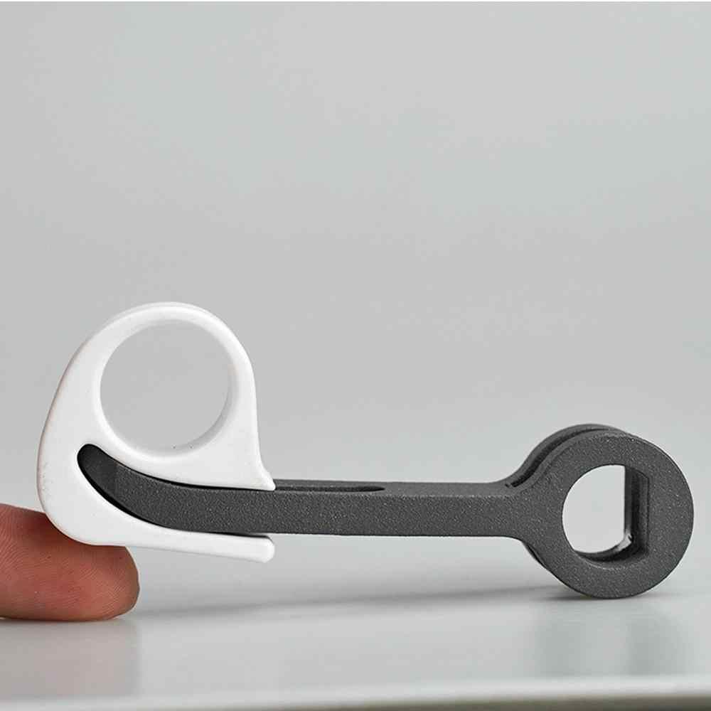 ไฟฟ้าสกูตเตอร์พับประแจป้องกันสำหรับ Xiaomi M365 พับสกูตเตอร์ Hook Finger อุปกรณ์เสริม