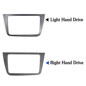 Image 2 - Rádio do carro fascia 2din quadro para assento altea lhd esquerda direita unidade kit adaptador estéreo duplo 2 din dvd player quadro