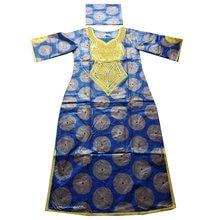 Женские платья с вышивкой в африканском стиле для женщин и накидки