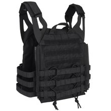 ציד גוף שריון JPC Molle Carrier פלייט אפוד חיצוני CS משחק פיינטבול Airsoft אפוד ירי אבזרים חדש(China)