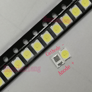 Image 2 - 100pcs/Lot Jufei 1W 2835 3V SMD LED 3528 88LM Cool white For TV/LCD Backlight Application