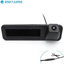 Reversing Camera 1080P Trunk Handle Car Rear View Camera For BMW X1 X3 X4 X5 F30 F31 F34 F07 F10 F11 F25 F26 E84 Car Camera hd 1080p trajectory tracks trunk handle car rear view camera for bmw x1 x3 x4 x5 f30 f31 f34 f07 f10 f11 e84 car camera