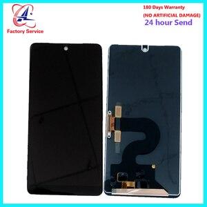 Dla Essential Phone PH-1 wyświetlacz LCD + ekran dotykowy montaż czujnika digitizera wymiana z ramką do PH1