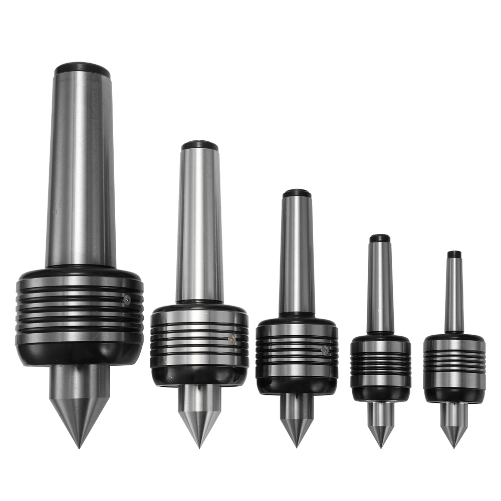 1pc Long Nose MT1 / MT2 / MT3 / MT4 / MT5 Live Center Precision 0.01 Accuracy Morse Taper Bearing For Lathe Turning Tool