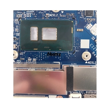 الأصلي لينوفو اليوغا 720-13IKB اللوحة الأم للكمبيوتر المحمول FRU 5B20N67877 CIZY3 LA-E551P I7-7500U وحدة المعالجة المركزية 16 جيجابايت RAM