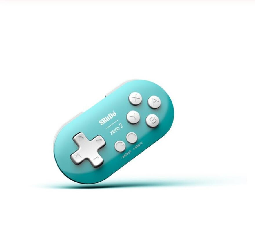 8BitDo Zero 2 Bluetooth Wireless Gamepad Game Controller For Nintendo Switch Raspberry PI Steam Win macOS Gamepad Joystick