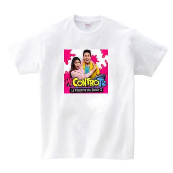 T-shirt dla dzieci Me Contro Te t shirt letnie bawełniane t-shirty dla dzieci Cartoon śmieszne dla dzieci chłopcy z krótkim rękawem t-shirty dziewczyny Top kids Tees tanie i dobre opinie COTTON Moda REGULAR O-neck Pasuje prawda na wymiar weź swój normalny rozmiar Unisex T shirt 20200904