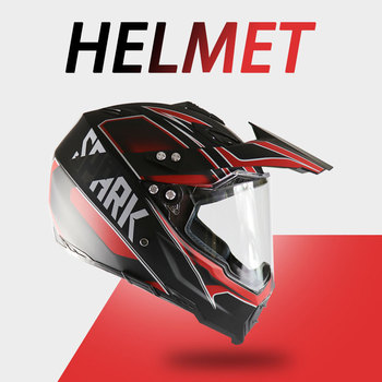 FREE SHIPPING Lightweight Motorcycle Off-road Helmet ATV Vehicle Downhill Mountain Bike DH Racing Cross