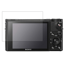 Tempered-Glass-Protector Screen-Cover Protective-Film Slr-Camera RX100M7 Mark7 Sony