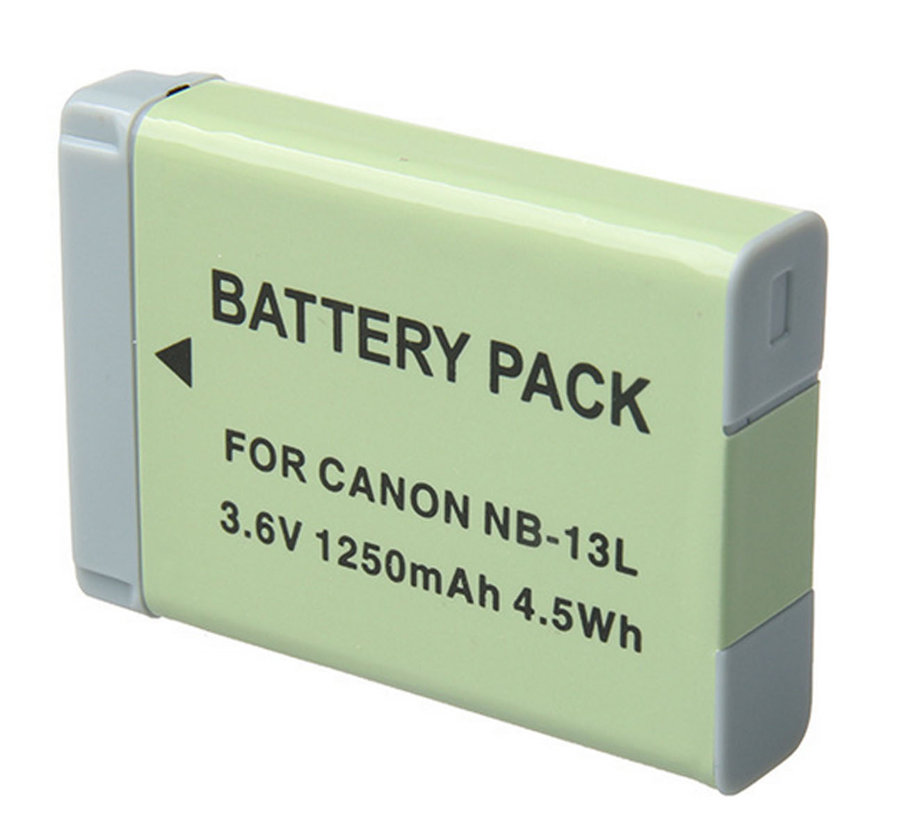 NB-13L Battery Pack For Canon PowerShot G1 X Mark III, G5X,G5 X, G7X, G7 X MarkII, G9X, G9 X Mark II Digital Camera
