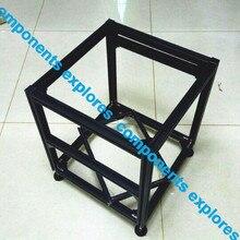 Frame for Hypercube Evolition  400*400*400   400*400*500  400*400*600  3D Printed Parts Black or Slivery Color