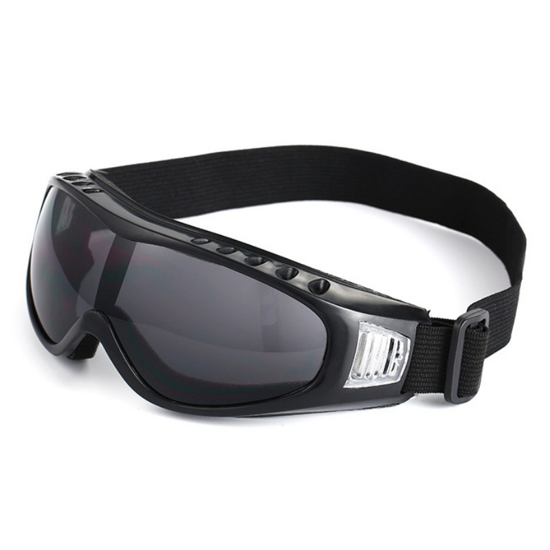 Sports Ski Goggles Eyewear UV Protective Windproof Anti Fog Eyewear Snowboard Anti-Glare Glasses