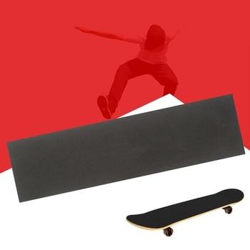 Cinta de agarre de papel de lija para tabla de patinaje, antideslizante,...