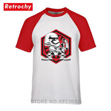 New Arrival Darth Vader Men's T Shirt Star Alien Wars The Force Awakens VII T-shirts Fashion Design Male Robot Tees Conor Tshirt(China)