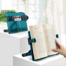Sharkbang Multifunctional Adjustable Reading Book Holder Bookshelf Laptop Mobile Phone Book Stand Holder Kawaii Stationery