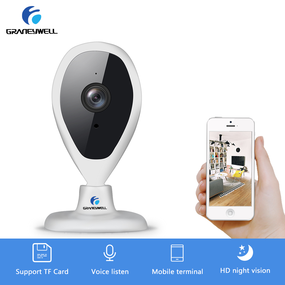 New Wireless WIFI IP Camera P2P Motion Detection Night Vison Home Security Surveillance indoor Panoramic Camera Baby Monitor