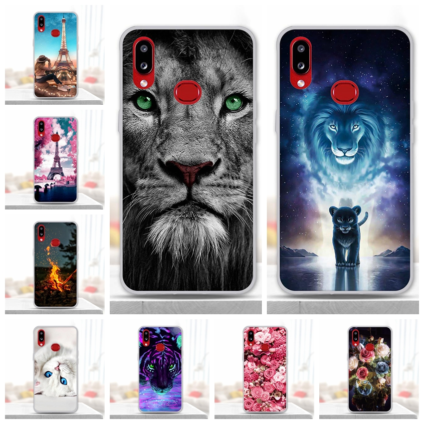 Case For Samsung A10s Case Soft Silicon Back Cover Phone Case For Samsung Galaxy A10s GalaxyA10s SM-<font><b>A107F</b></font> A107 <font><b>A107F</b></font> Back Capas image