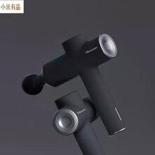 Youpin Meavon 3200r/Min Body Massager Elektrische Smart Dubbele Modus Fascia Gun Silicone Hoofd Diepe Massage Voor Home Gym