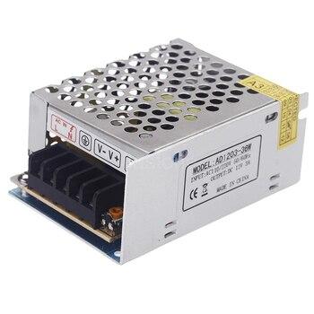 цена на AC 100V~240V to DC 12V 3A 36W Voltage Transformer Switch Led Strip Power Supply