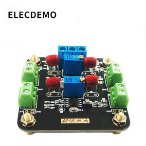 Image 3 - ICL7650 Module Weak Signal Amplification DC Signal Amplification Chopper Amplifier Dual