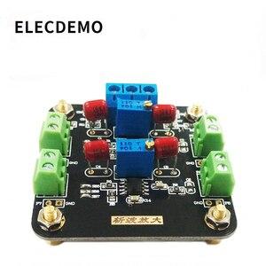 Image 3 - Moduł ICL7650 wzmocnienie słabego sygnału wzmacniacz sygnału DC wzmacniacz Chopper Dual