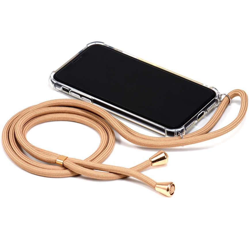هواوي الحبل الهاتف المحمول الغطاء الواقي الجديد mate30Pro mate30 P30Pro P20 برو mate20Pro أربعة ركن مكافحة الإفلات الهاتف المحمول حتى