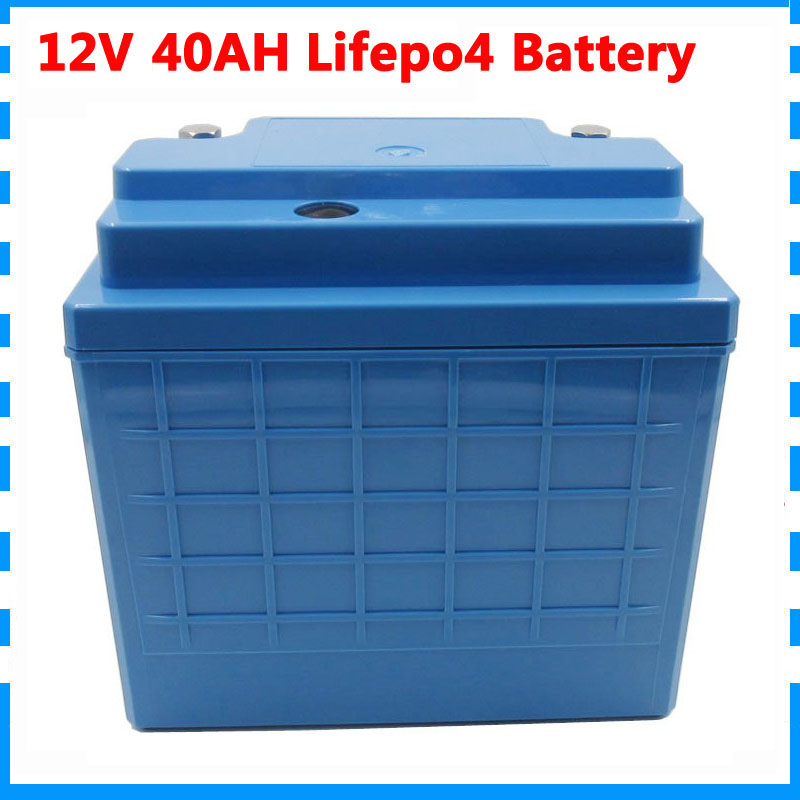 Free customs fee <font><b>12V</b></font> 4S <font><b>lifepo4</b></font> <font><b>battery</b></font> <font><b>12V</b></font> 350W <font><b>12V</b></font> <font><b>40AH</b></font> <font><b>battery</b></font> 12 V 40000MAH <font><b>lifepo4</b></font> e-bike <font><b>battery</b></font> with 30A BMS image