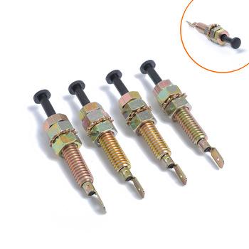 Silnika samochodu przełącznik Pin przełącznik ocynkowana wodoodporny odporny na rdzę kaptur przełącznik zestaw tanie i dobre opinie Qi hui A0480 02