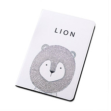 For Ipad 2 3 4 Case Cartoon Tablet Smart Case Auto Wake Up/Sleep Stand PU Leather Cover For Apple Ipad 4 3 2 10.1 Inch Case