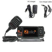 4G W2Plus 4G Rete Radio Android 7.0 N60 Walkie Talkie di lavoro con il Real ptt / Zello con adattatore AC E caricabatteria da Auto cavo