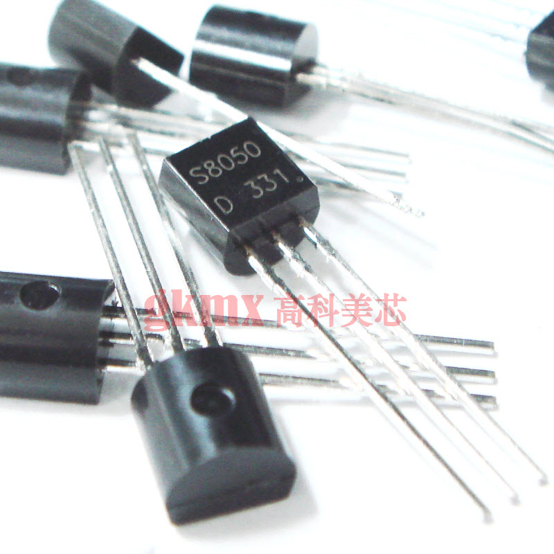 1000pcs  Original Authentic In-line Transistor S8050 S8050D TO-92 NPN Transistor