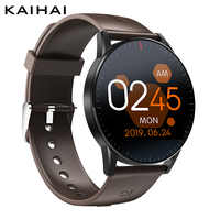 kaihai smart watch android smartwatch Heart rate monitor Health Fitness Tracker stopwatch Music control for iphone phone ios