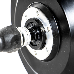 Image 4 - 48v 500w 8fun/bafang bpm brushless motor do cubo da bicicleta elétrica 8fang roda dianteira bicicleta motor frete grátis