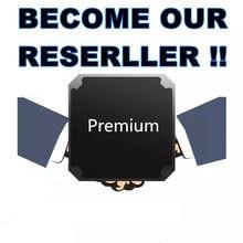 Pagamento pelo revendedor premium