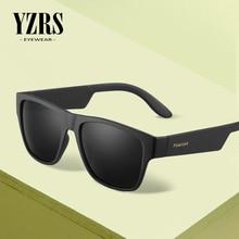 YZRS Brand Fashion Men Sunglasses Polarized For Driving Retro Sun Glasses Travel Women Shades UV400 Summer