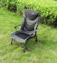 Portable Camping Beach Chair Lightweight Folding Fishing Outdoor camping Chair Ultra Light Orange Red Dark Blue Beach Chairs
