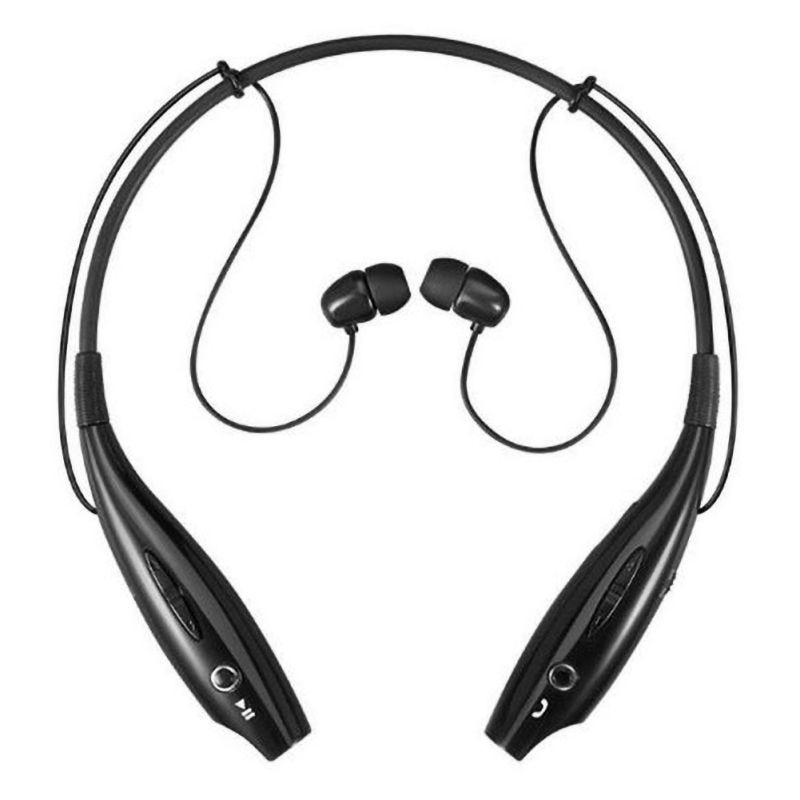 HBS730 Водонепроницаемый Беспроводной Bluetooth 4,0 гарнитуры спортивные средства ухода за кожей шеи для Беспроводной Bluetooth гарнитура телефонные з...