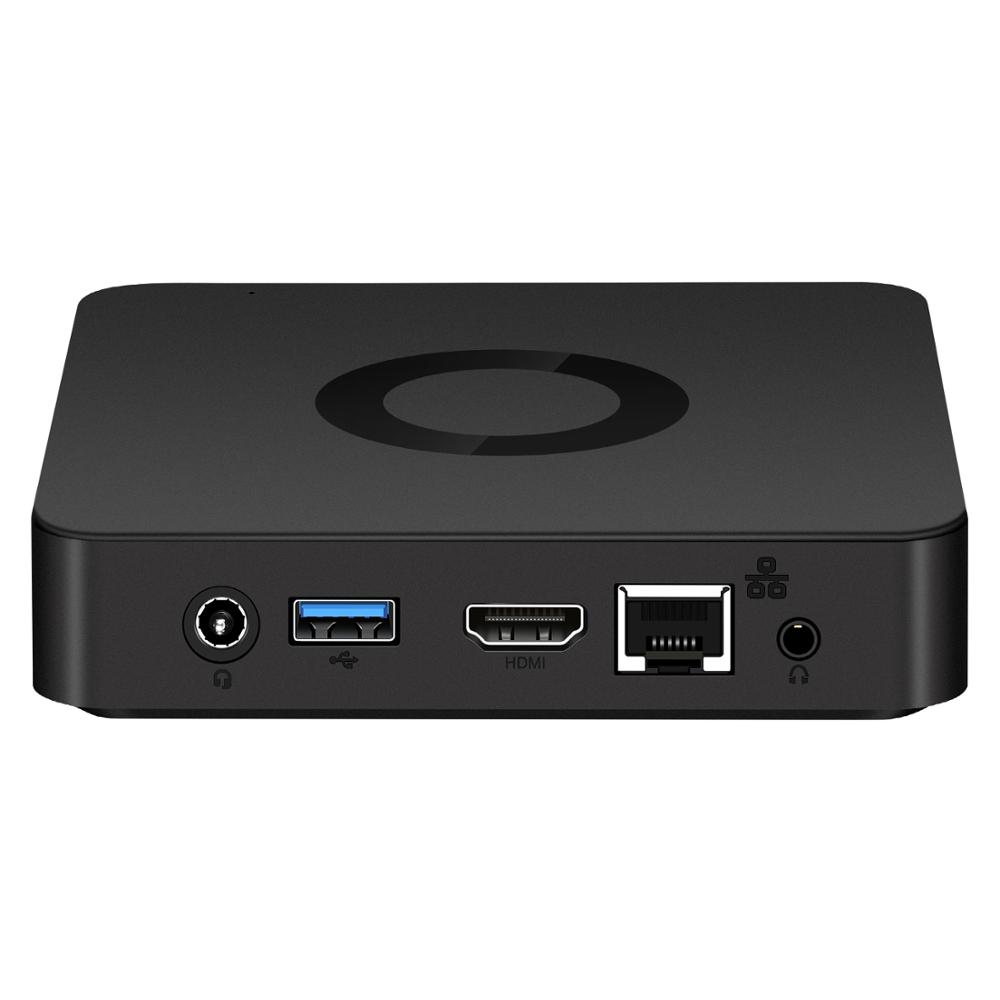 GL2 Quad Core Intel Gemini Lake N4100 Windows10 Mini Pc 4Gb 64Gb Support M.2 Hd/Vga Dual Display 1000M Lan Windows 10 Computer