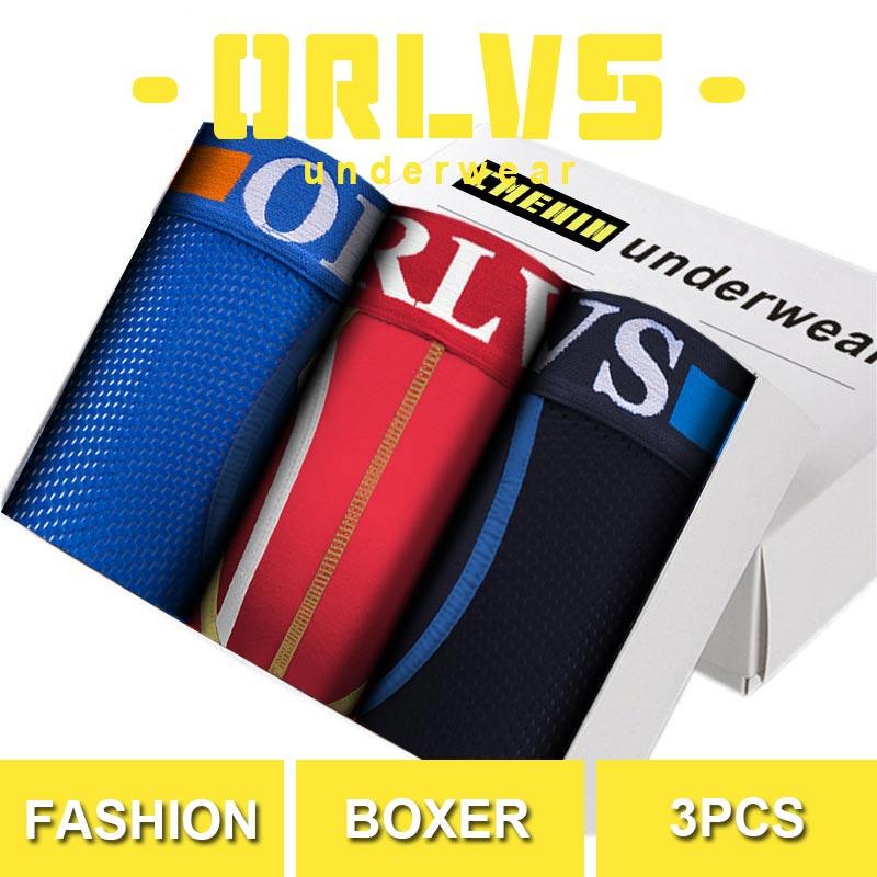 3pcs CUECA Boxer Underwear Men Boxer Homme Mens Underwear Boxershorts Men Boxers Sexy Boxer Shorts Cuecas