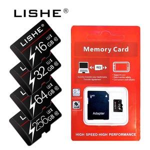 Image 4 - Real capacity Micro SD Memory Card 8GB 16GB 32GB Class 10 for phone Micro SD Card flash memory 64GB 128GB pendrive usb flash