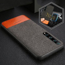 Stof Man Business Magnetische Case Voor Xiaomi Mi 10 Pro 5G 9SE 9 T Cover Case Voor Redmi F2 pro K20 K30 Note 9S 9pro 8 7 A2(China)