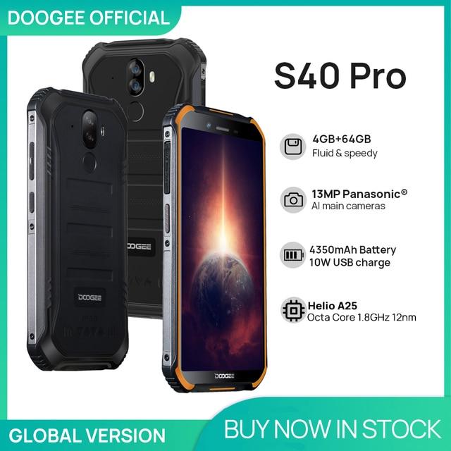 Смартфон DOOGEE S40 Pro, 4 + 64 ГБ 1