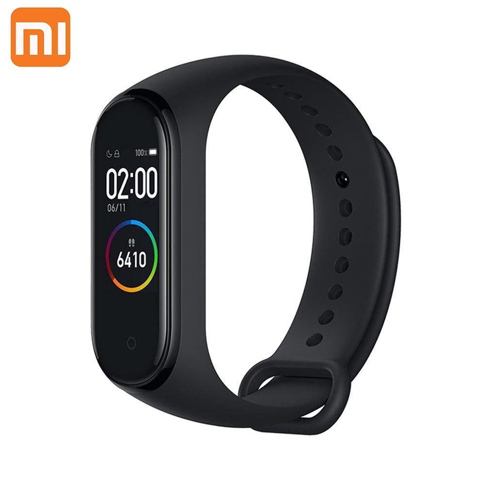 Xiaomi Mi Band 4 Smart Sports Bracelet Color Screen Heart Rate Pedometer Meter Home Color Waterproof