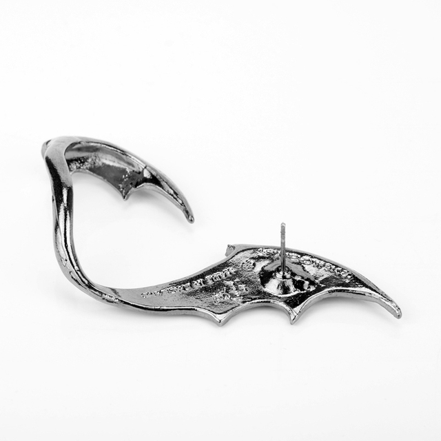 Dragon Wing Cuff Clip-On Earring