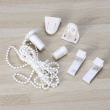 17mm Zebra Roller Shade Blind Beaded Chain Cord Clutch Blinds Connectors Blinds Connector Set (White)