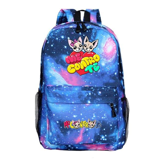 Anime Me Contro Te Backpack Cartoon Mochila School Bag School Backpacks Girls Boys Toddler Bag Kids Book Bags