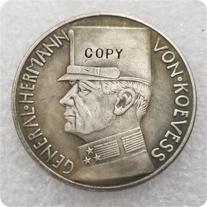 1916 Карл Гетц Германия копия монеты